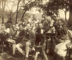 Almhütte ca 1939