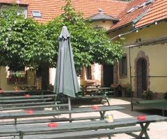 Gutsschänke Unterschweinheim um 2000 (2)