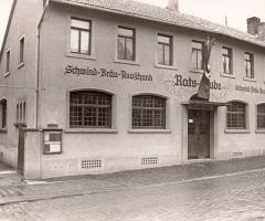 Ratsstube Marienstr 1935